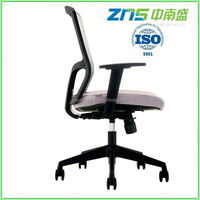 ZNS 568 Ergonomic High back Multifunction Swivel mesh office sex chair with lumbar support Adjustable