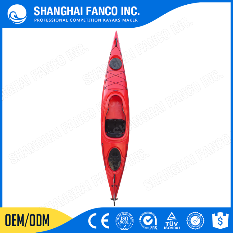 2016 Hot sale single fishing kayak