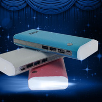 Low Consumption Mini Power Bank 6000mah