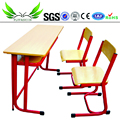 School Furniture Double Desk and Chair Classroom Student Table SF-21D