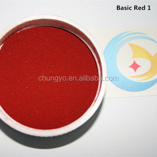 Paper Dyeing Basic Red 1 for Color Tissue Paper