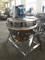 electric jacketed kettle tilting jacketed kettle