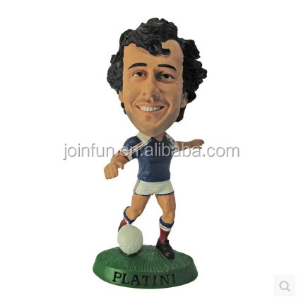 custom make 3d plastic soccer player figures,plastic soccer players with custom teams