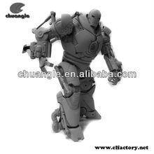 Custom 3D Prototype, OEM Clay Figurine, Character Clay Model