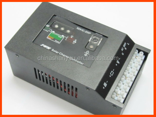 Phocos CXN series 10/20/40A 12/24V Auto Solar Charge Controller