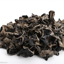 Factry price for 1 kg packing dried white-back black fungus