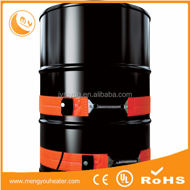 manufacturer heavy duty silicone rubber drum/pail heaters for heating water/oil/honey/paint/milk/coconut