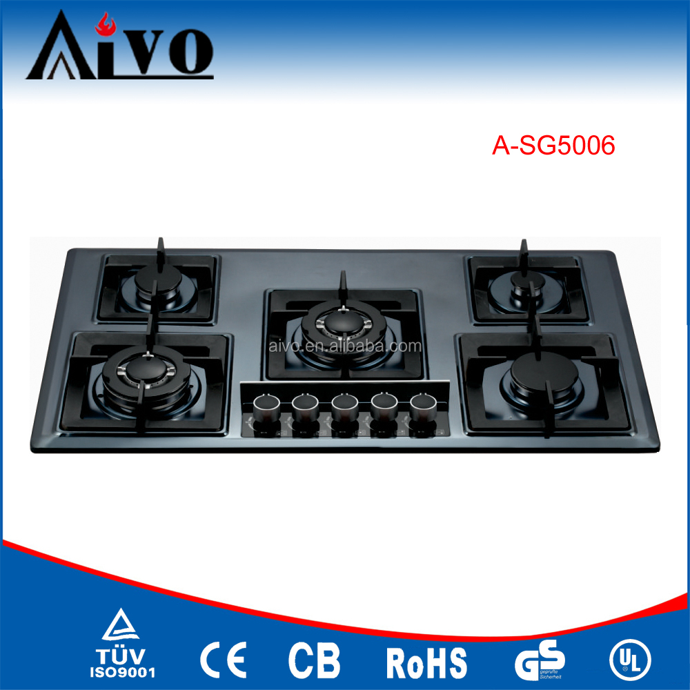 Promotion products 201 stainless steel 90cm gas burners for commerical cooking