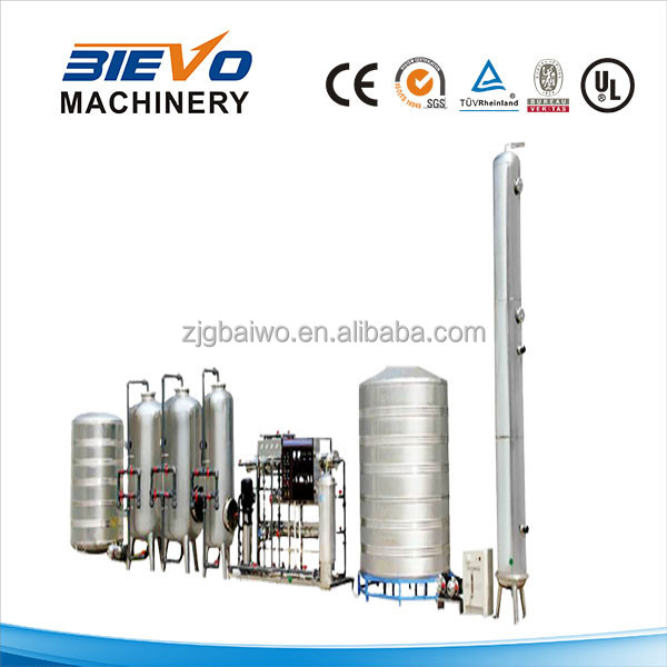 Pure water treatment plant/equipment/chemical