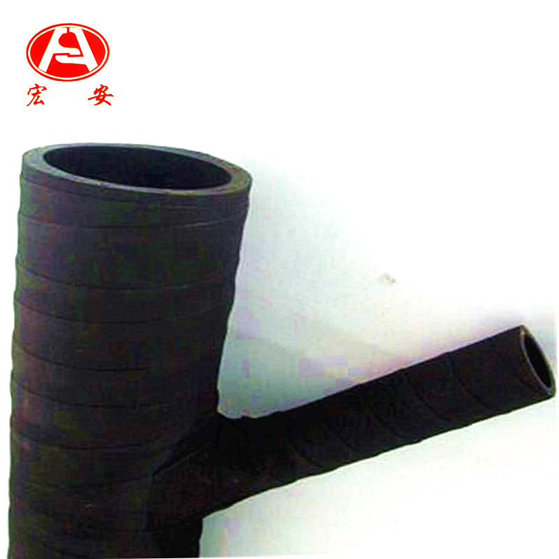 Flange stainless steel flexible hose for concrete
