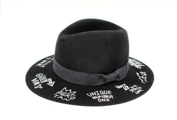wholesale wool felt floppy hat manufactured in China ladies fashion wool felt floppy hat
