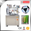 Cosmetic Cream/Gel/Lotion Plastic Tube Filling And Sealing Machine