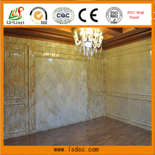 Wall Panel,Pvc Marble Sheet,Bed Room Decorative Materials High Gloss Pvc Sheet