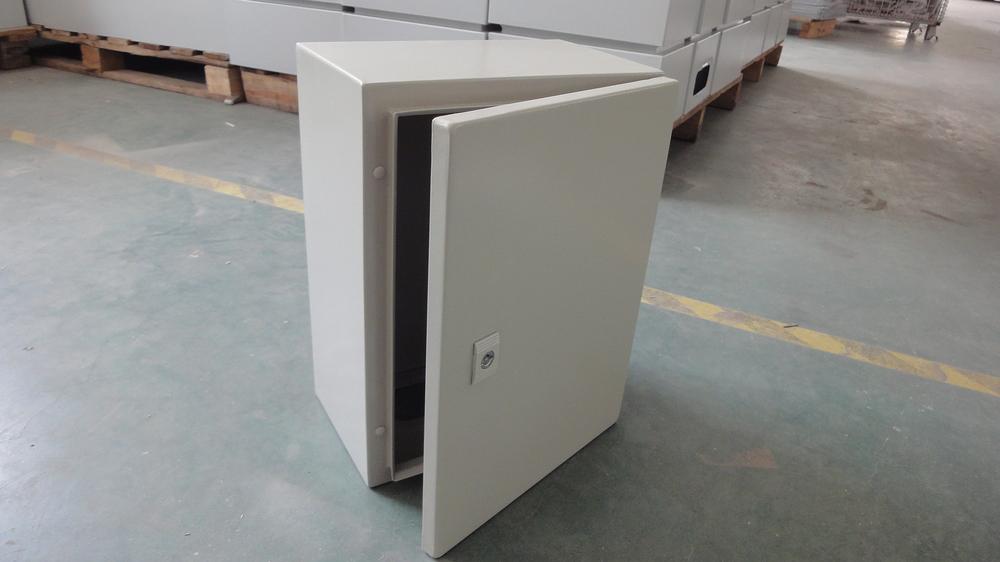 Custom Sheet Metal Switchboard Electric Panel Outdoor Type