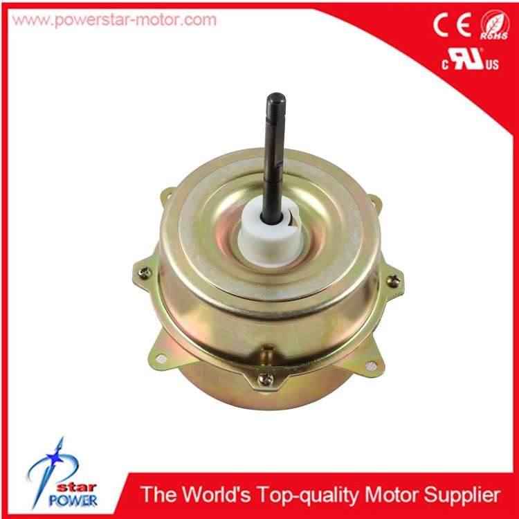single phase capacitor AC electric fan motor for air conditioner outdoor fan