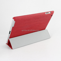 China factory wooden tablet cover case for ipad