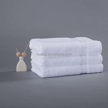 Wholesale Fashion Custom Hotel Hospital 100% Cotton Bath Towel Townzi Cheap Luxury White Woven Airplane Rectangle Beach Towel