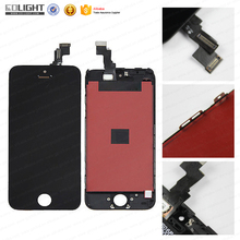 Double IC AAA Grade tianma for iphone 5 lcd, for iphone 5 lcd screen, for iphone 5 lcd digitizer replacement with best quality