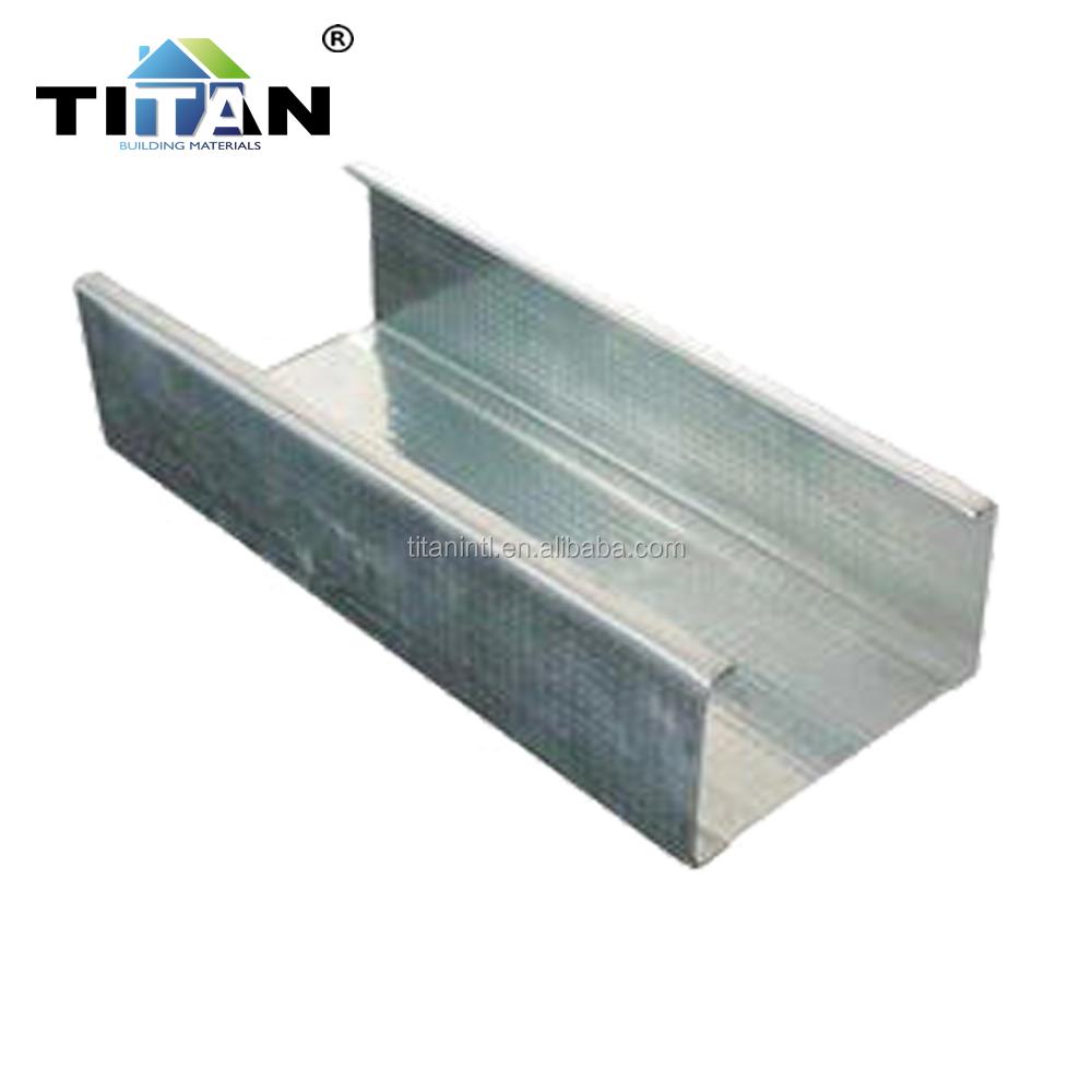 Decke Metall Profile Für Gipskartonplatten - Buy Metallprofile ...
