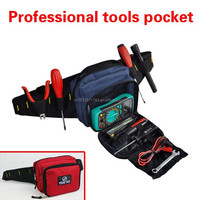 Practical multifunctional maintenance Oxford canvas kit exquisite portable electrical tool pocket 0302 custom-made
