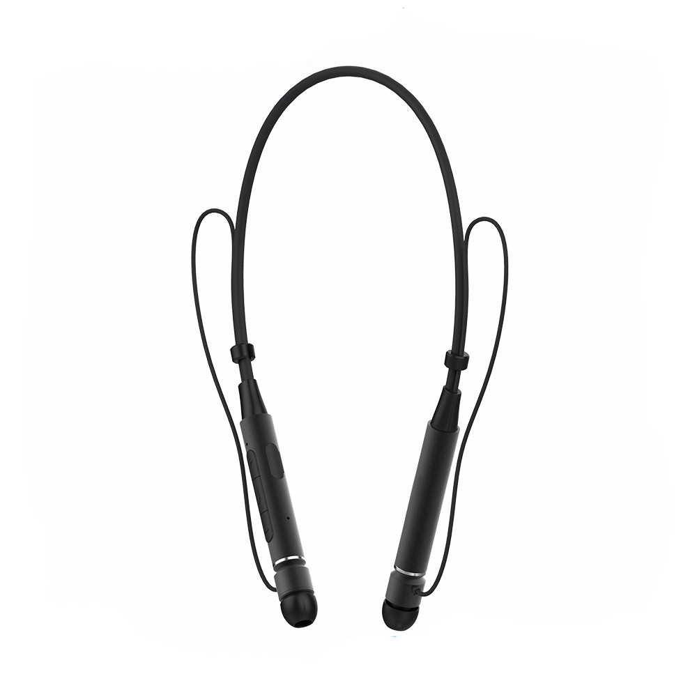 Modern design wireless neckband earphone