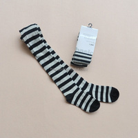 baby girl balck stripe pantyhose high quality japanese pantyhose for baby girl