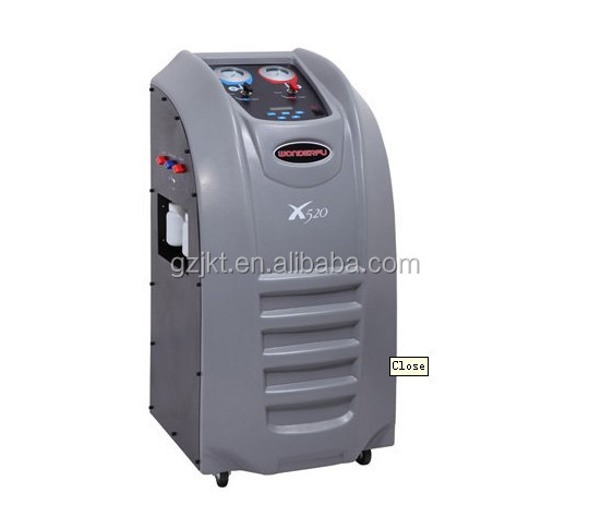 ac recovery recycle machine