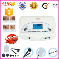 Au-23E 5 monopolar rf probe double chin removal machine