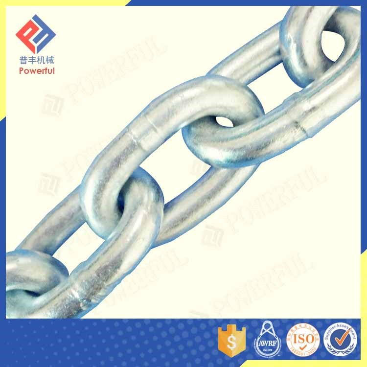 USED Drop Forge 316 Stainless Steel Chain for Sale