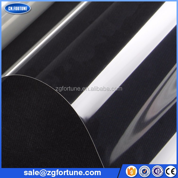 Factory Wholesale Dye Inkjet Transparent Pet Film