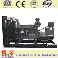 Cheap price for soundproof 300kw Shangchai generator diesel