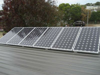 High quality grid switch 5000W home use solar lighting system off-grid 5kw system for family