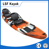 Cheap plastic jet fishing wholesale kayaks for 2 persons sale