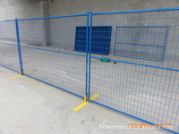Australian /Canada Type Removable Galvanized Temporary Fence