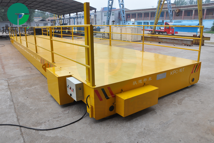Heavy load boiler factory rail transfer for factory transfer