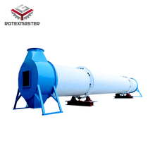 Sawdust Drying Machine / Rotary Dryer Machine for Wood Chips