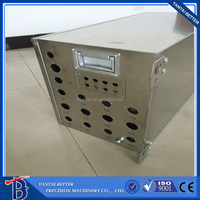 2015 Hot Sale Stainless Steel/Aluminum plate Switch box/Professional factory made electric switch box alibaba com