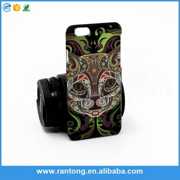 Newest product OEM quality noctilucent custom print phone case 2015