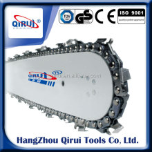 Hard nose bar/solid guide bar/chainsaw parts hard nose bar for saw chain