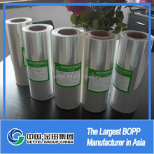 New Products bopp clear film for India