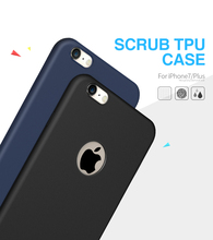 CAFELE Luxury TPU cell phone case 4.7/5.5 Inch for silicone soft Ultra-thin phone cover For iphone 7 plus