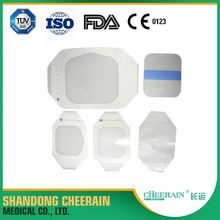 Transparent Sterile Wound Dressings