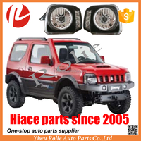 4x4 Japanese off-road vehicle Jimny auto parts refit turning accessories front LED headlight light