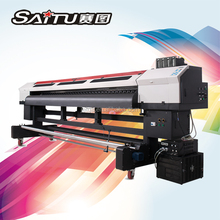 SAITU 3.2M Double DX5/DX7 Print Head UV LED Printer