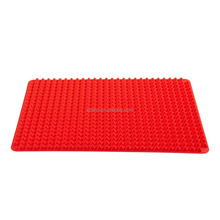 Pyramid Baking Pan FDA Cooking Mat Non-stick Silicone Baking Mat