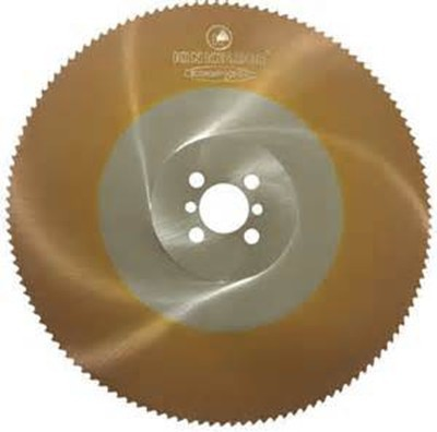 Dmo5 HSS metal cut round saw blade