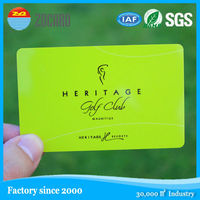Manufacturer supply cheap bus printed smart cards for bus system