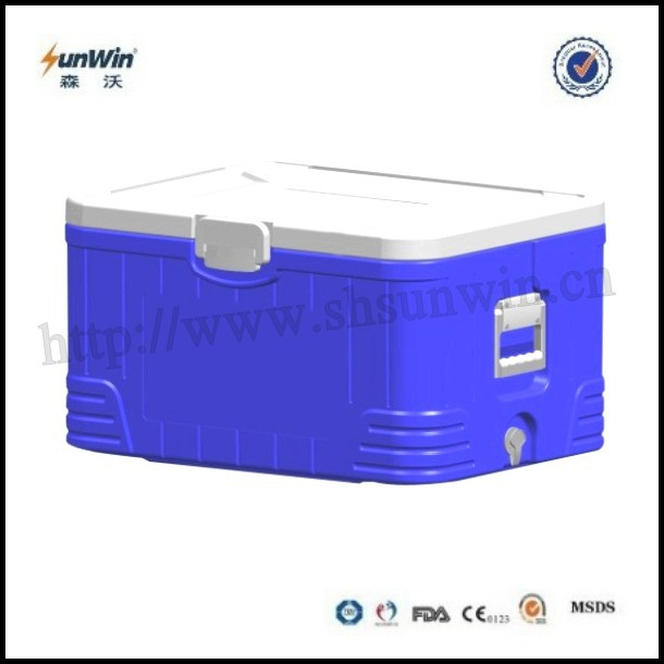Gel cooler box cold chain storage,Ice box SW-CB-17
