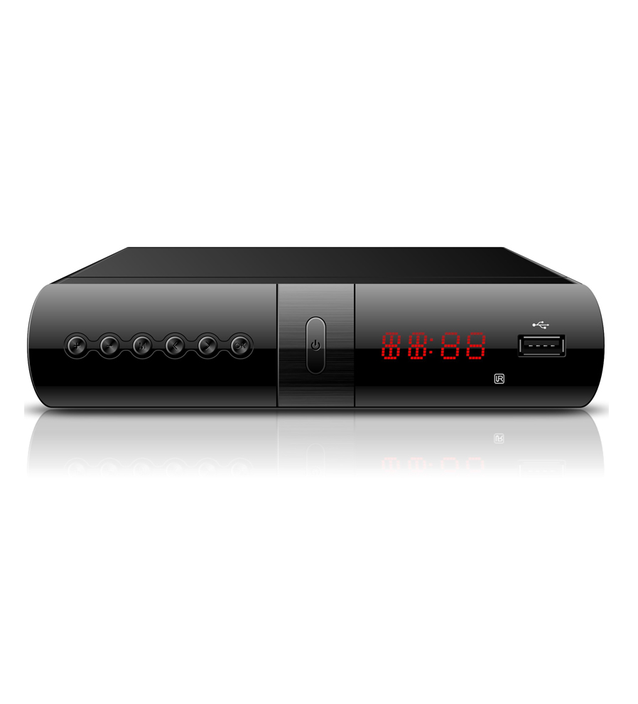 mini full hd set top box dvb-t2 for Russia
