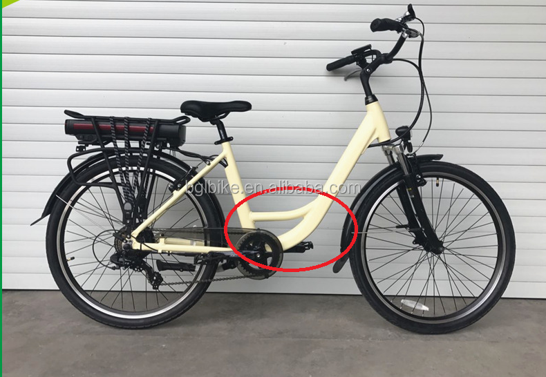 2017 Environmental Care preferred e-bike/250w36v pedelec/cheap electric bike china